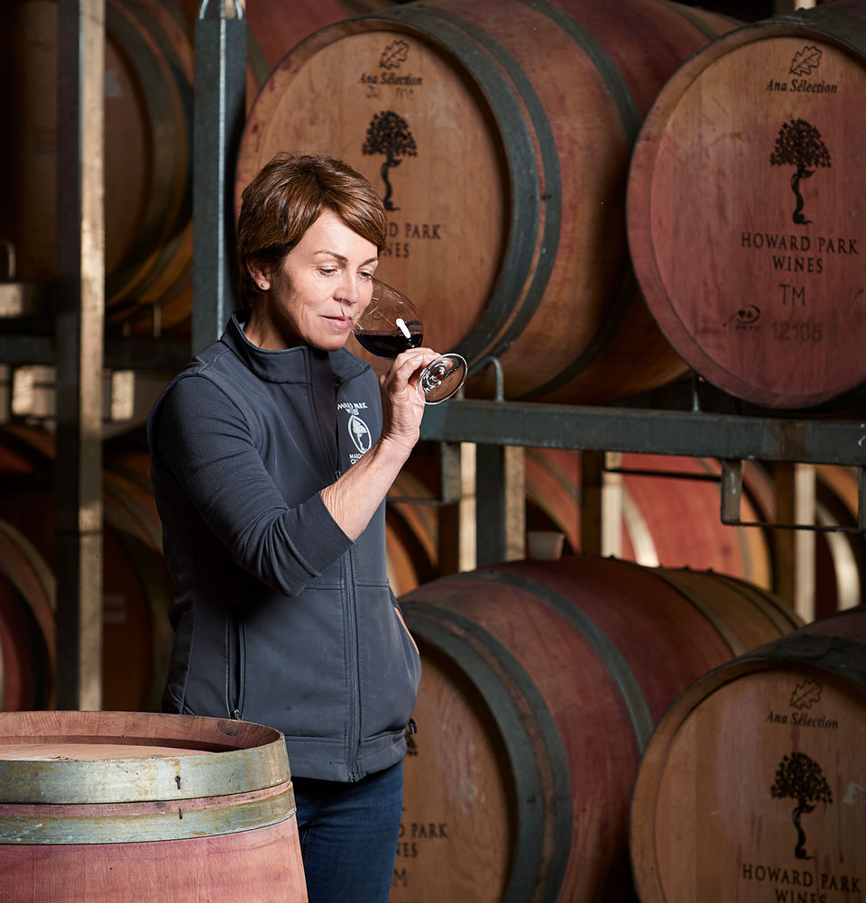 Janice McDonald of Burch Family Wines, 21st Winemaker of the Year (2018)