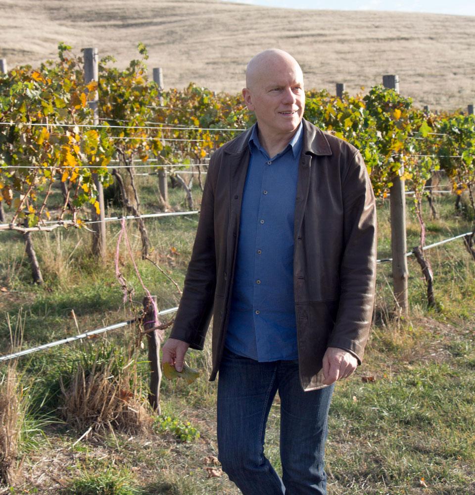 Jeffrey Grosset of Grosset Wines 1st Winemaker of the Year (1998)