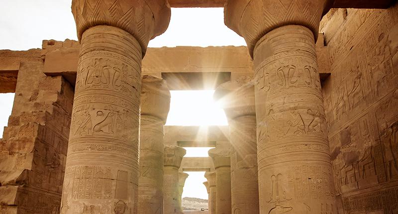 看不見的埃及