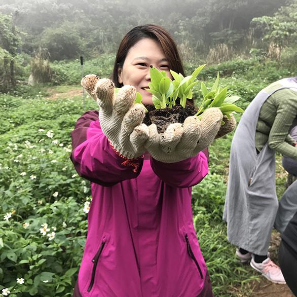 學習與體驗自然農法的意義