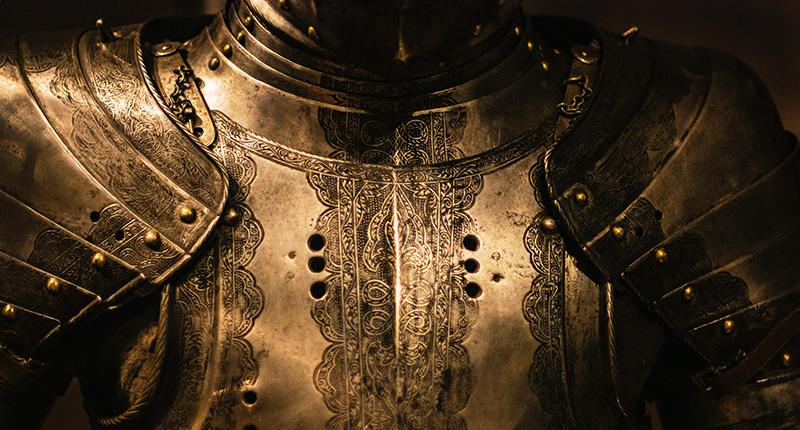 騎士精神的神祕奧義