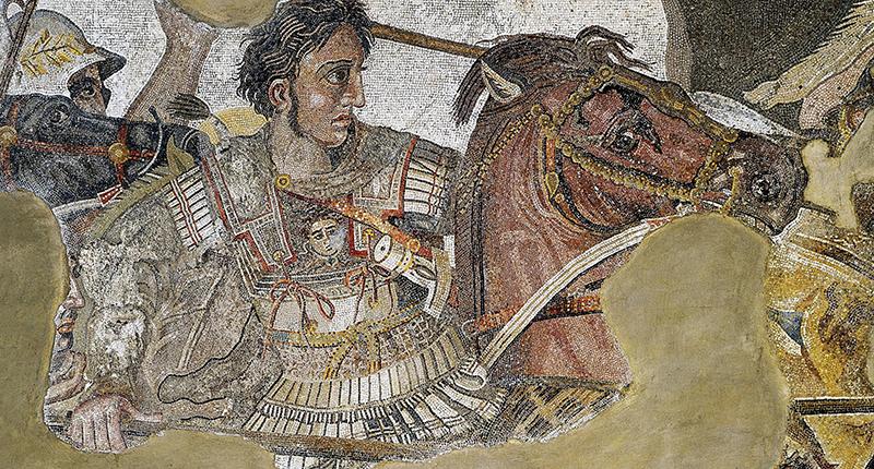 文明古城—亞力山卓