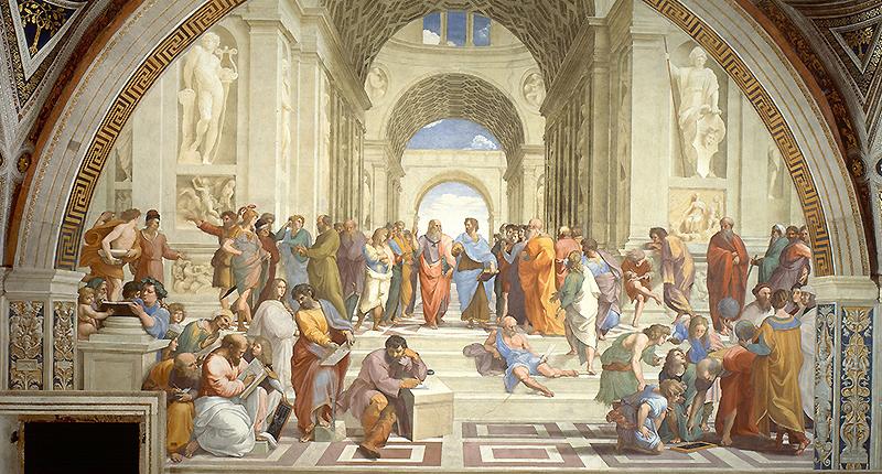 祝賀柏拉圖學院2400歲