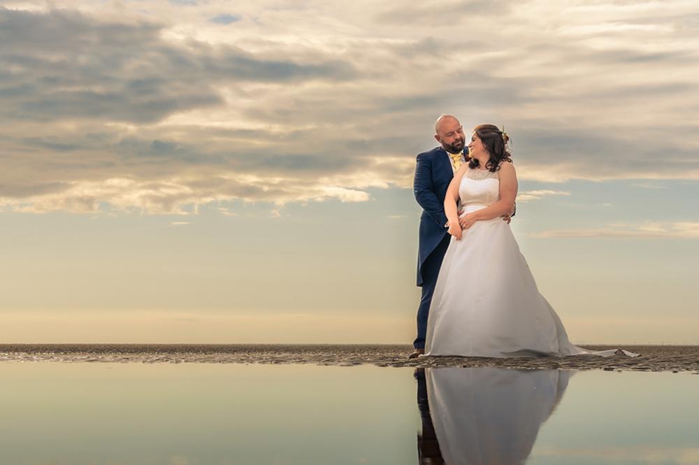 The Carousel, Blackpool Wedding Photography