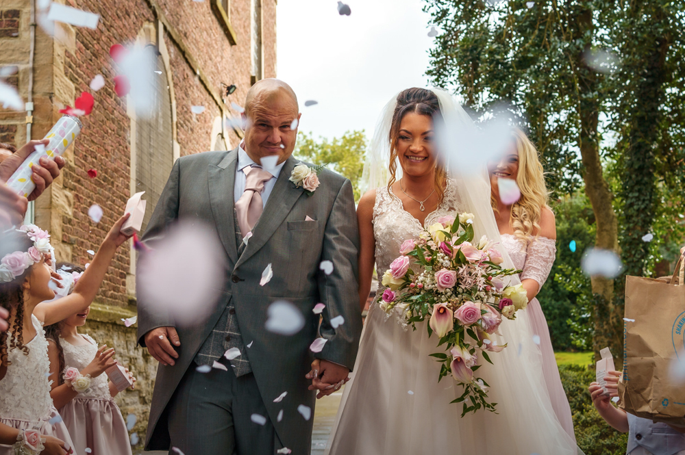Wigan Wedding Photography