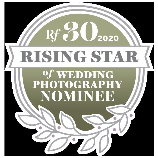 Rising Star Award Logo