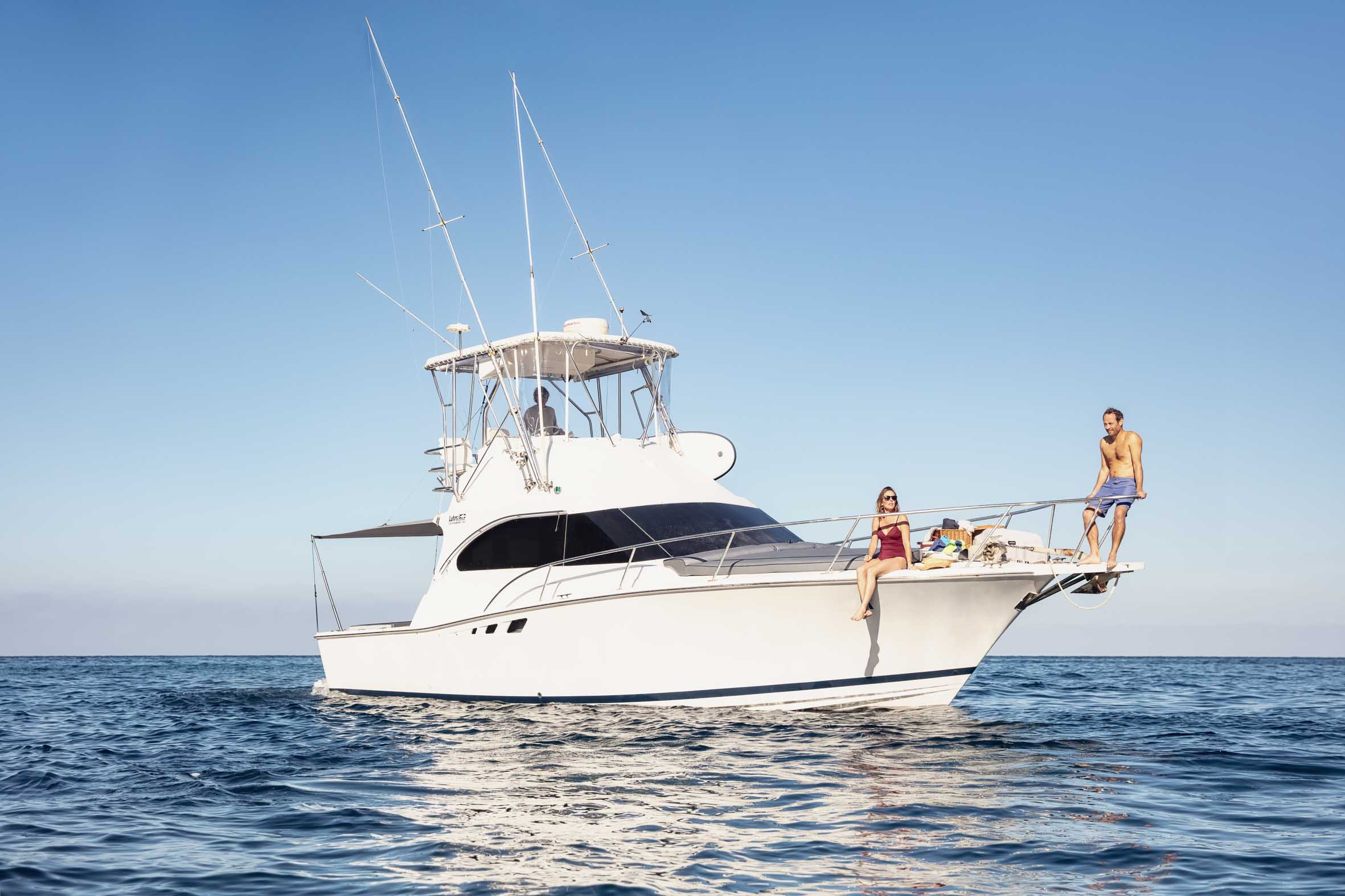 "Motorboat Charter ""11m Luhrs"" (Ref: bl11mcc2)"