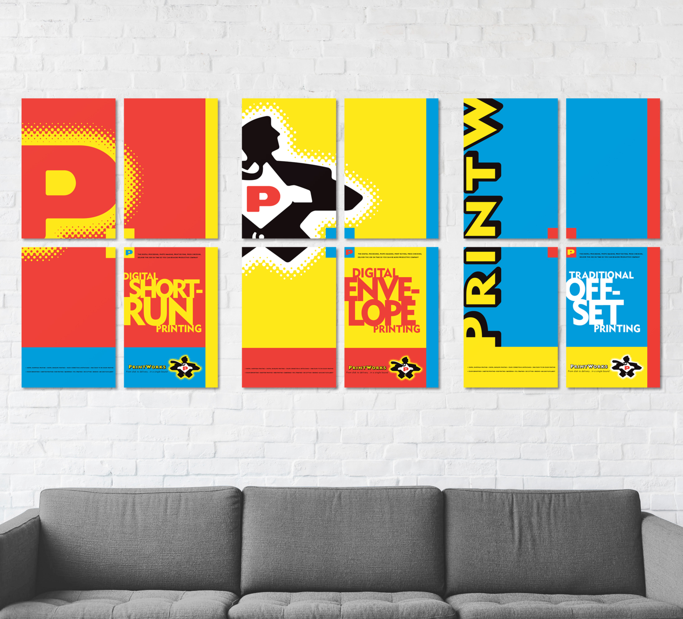 PrintWorks Signage © Robertson Design