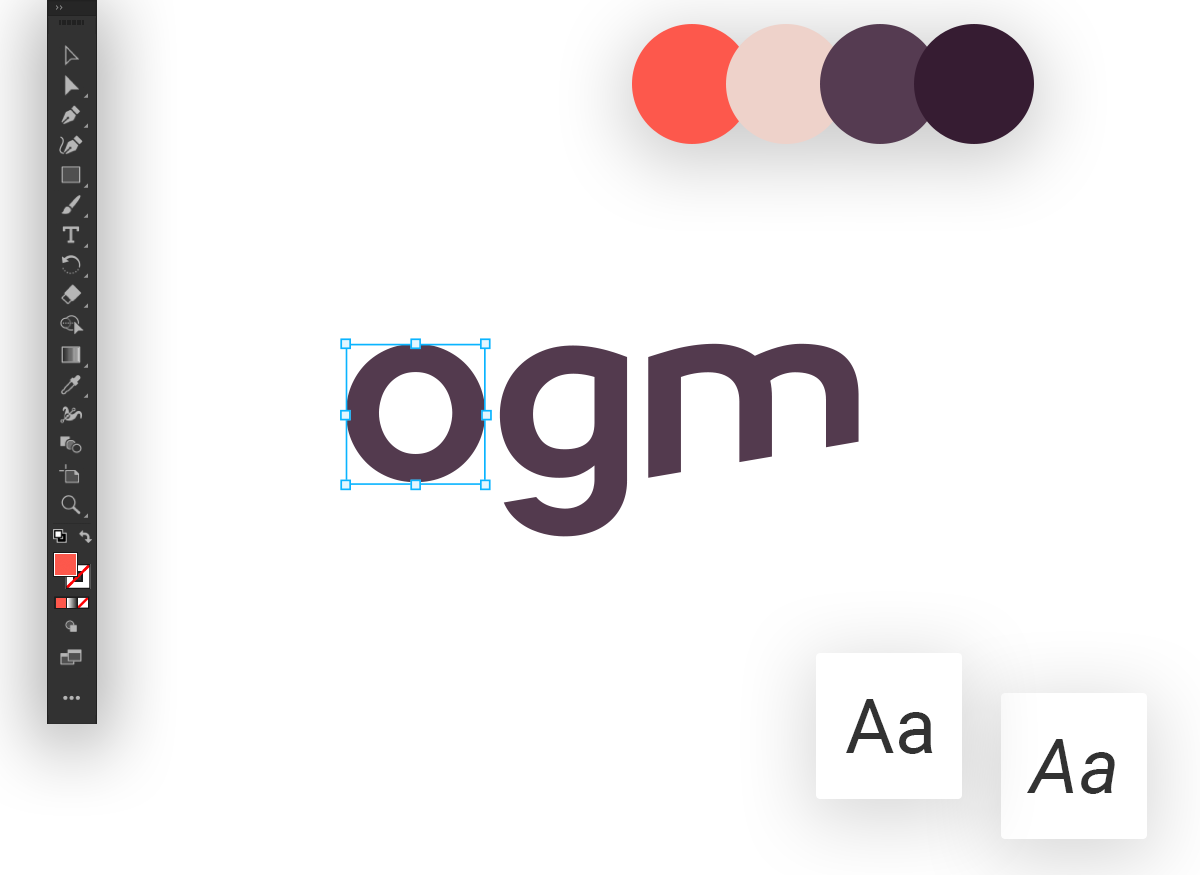Branding logo service
