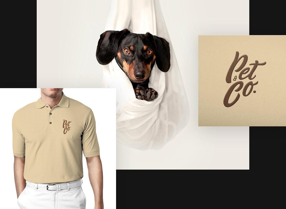 Pet & Co branding project