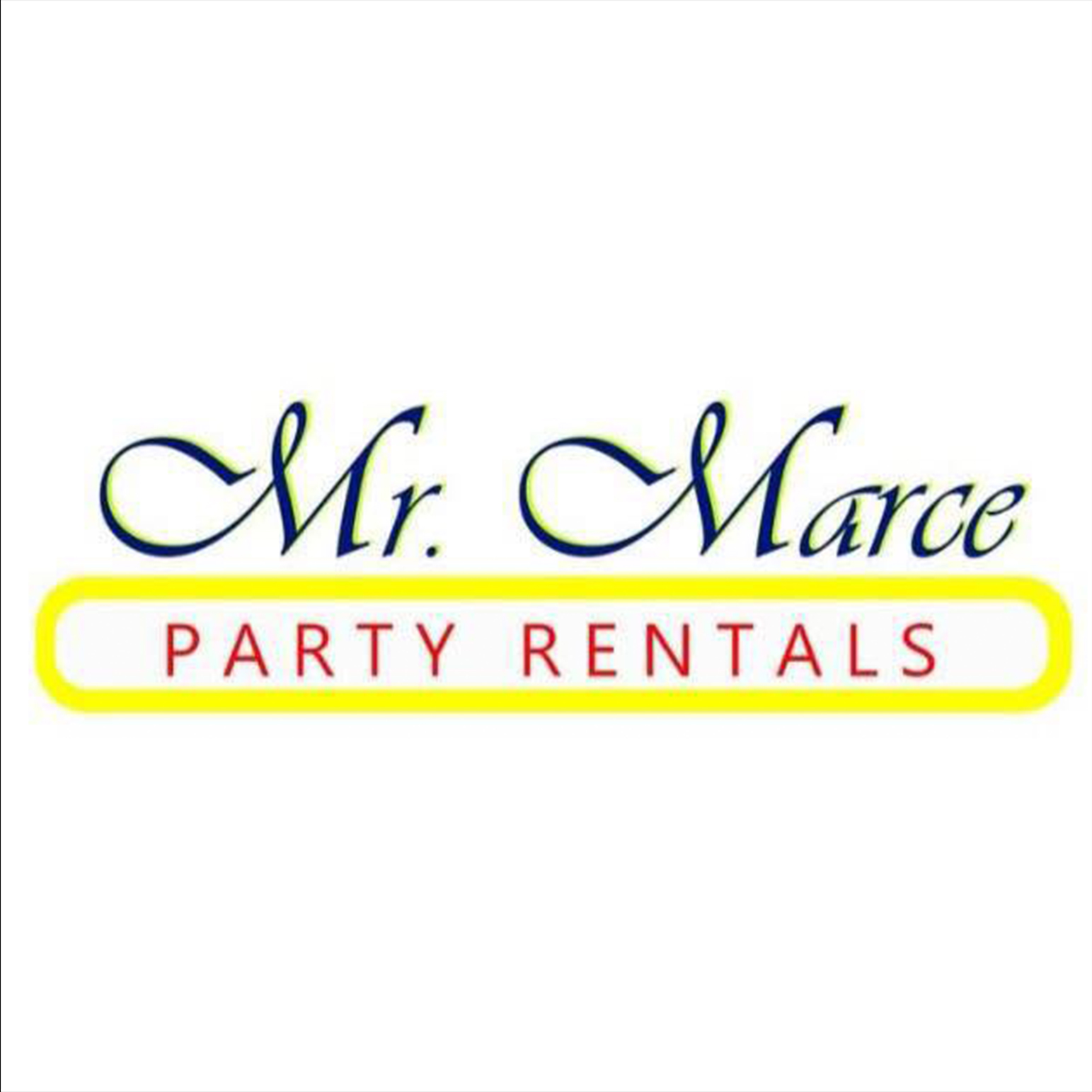 Mr. Marce Party Rentals