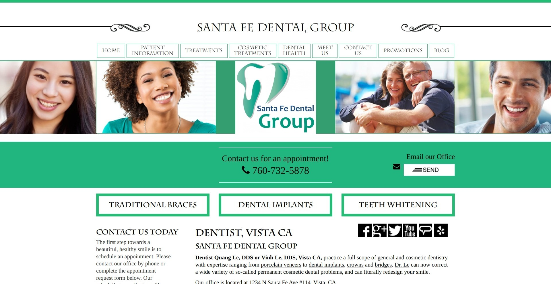 Santa Fe Dental Group