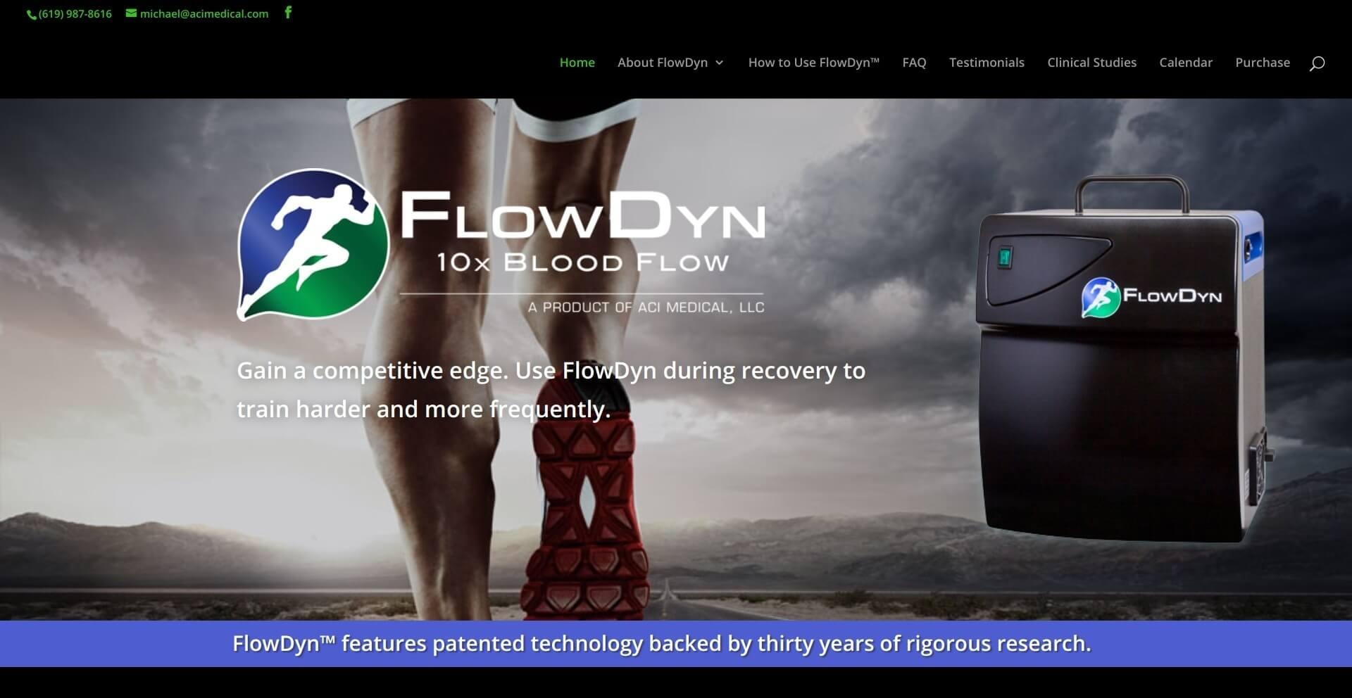 Flow Dyn Recovery