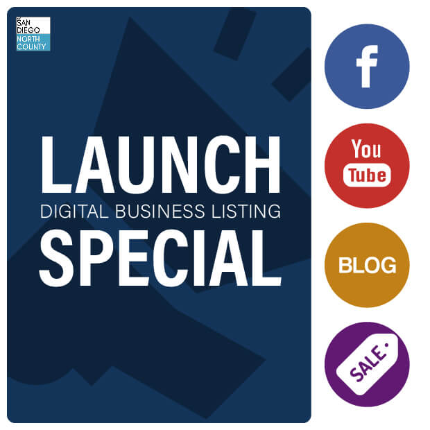 2019 DIGITAL BUSINESS LISTING - LAUNCH SPECIAL