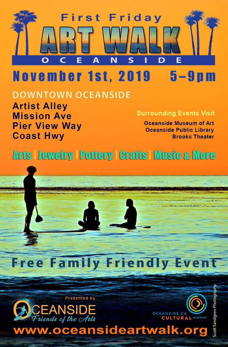 First Friday Art Walk - November