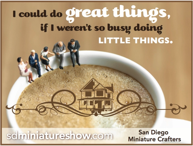 San Diego Miniatures Show