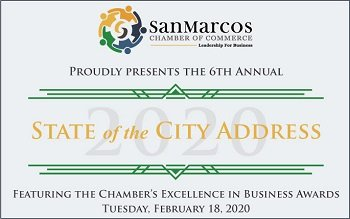 San Marcos State of the City Address 2020