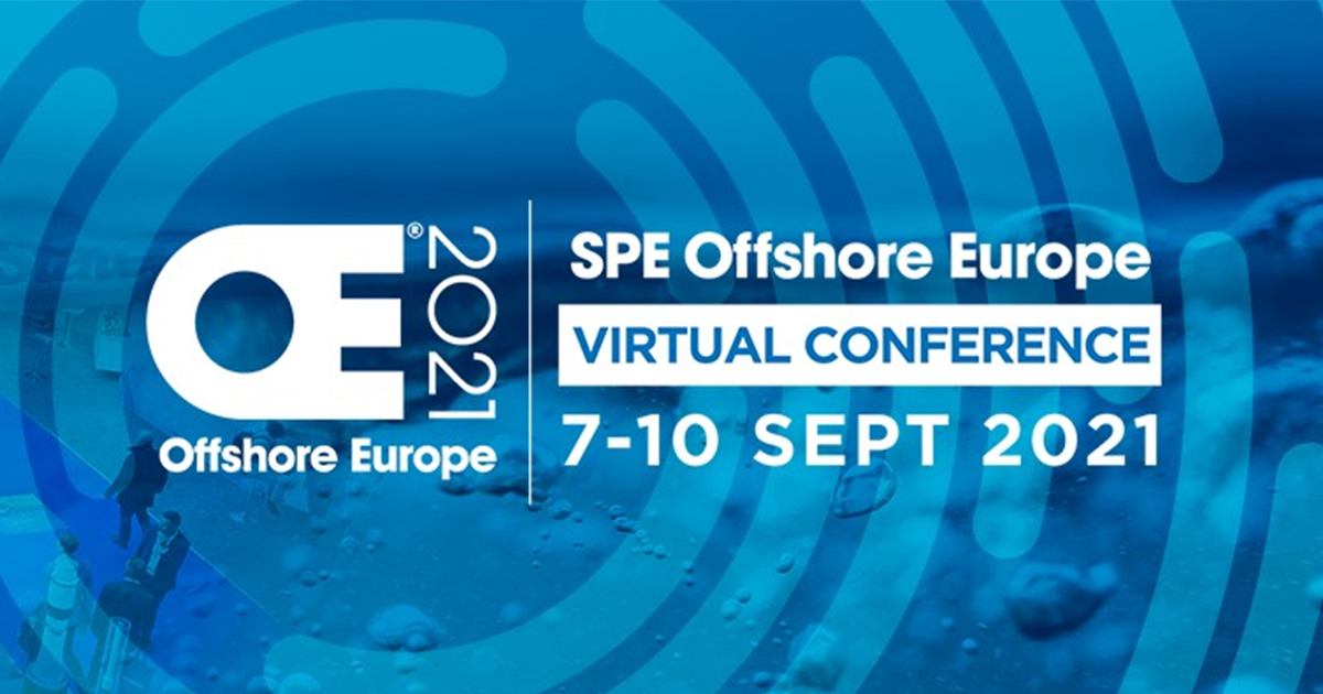 John Lawrie Tubulars to Present Technical Paper at SPE Offshore Europe 2021