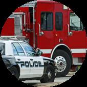 Image of firetruck