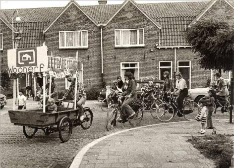 fietsdemonstratie