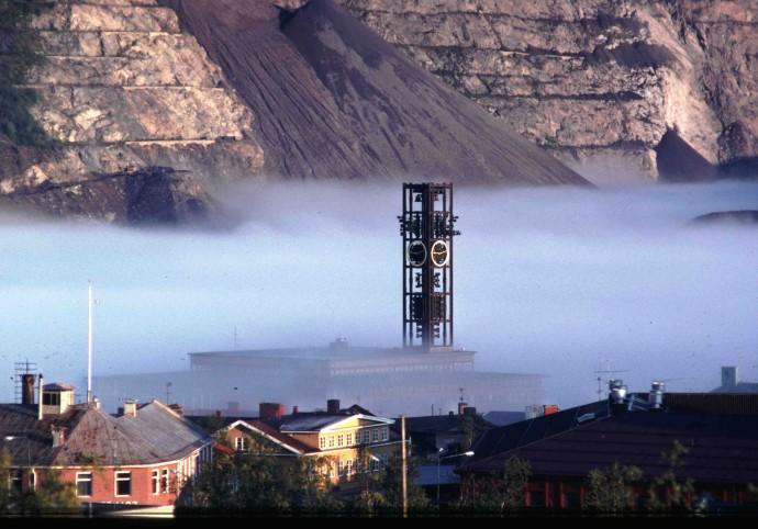 Zbudowany w latach sześćdziesiątych ratusz popadnie wkrótce w zapomnienie © potolkimaker.com