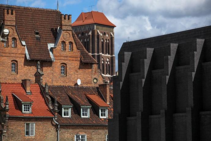 Teatr Szekspirowski w Gdańsku © Mariusz Cieszewski