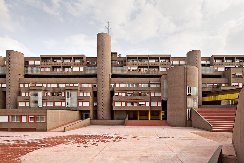Budynek A2 © Francesco Bolis