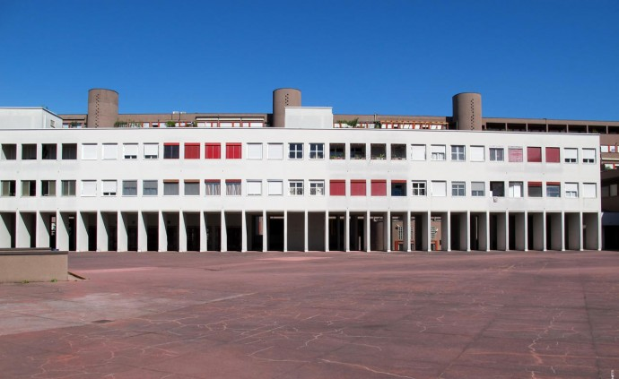 Budynek D Rossiego © Federico Brunetti