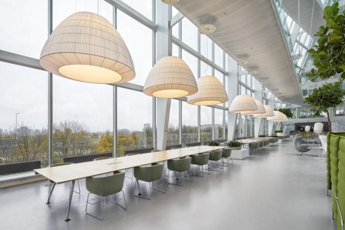 Otwarta przestrzeń do spotkań © OVG