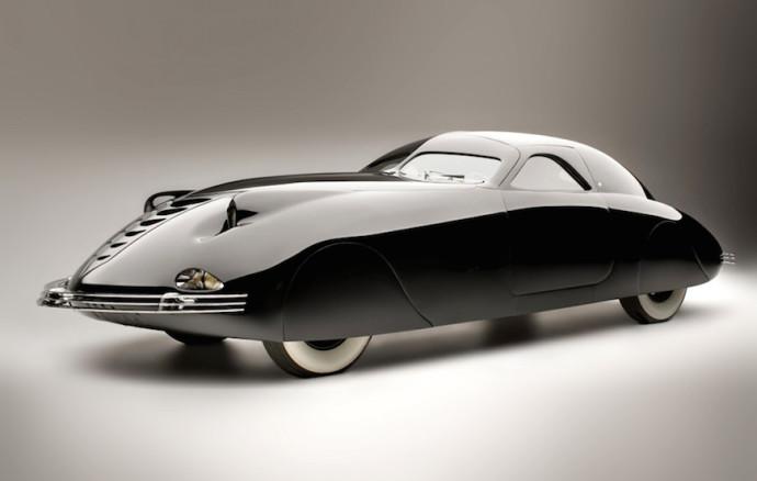 Mistrzostwo aerodynamiki czyli Phantom Corsair z 1938 roku