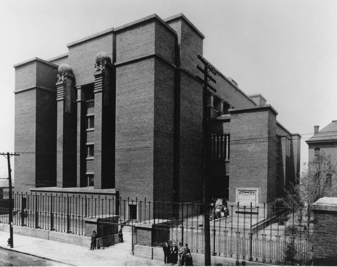 Mydlany biurowiec w Buffalo z 1906 roku