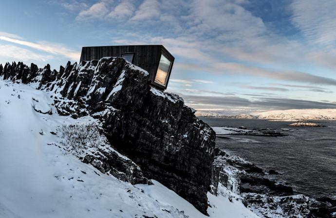 Altanka na półwyspie Varanger w północnej Norwegii © Tormod Amundsen