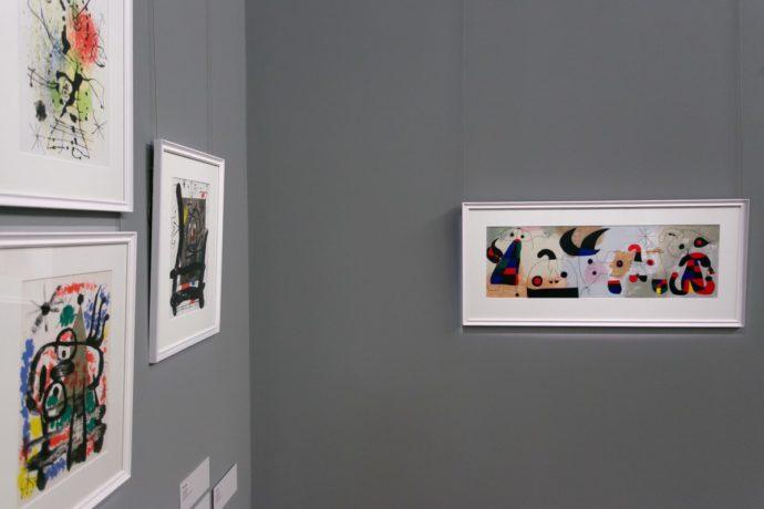Odbitki Joana Miró © Tomasz Walków / ESK 2016 Wrocław
