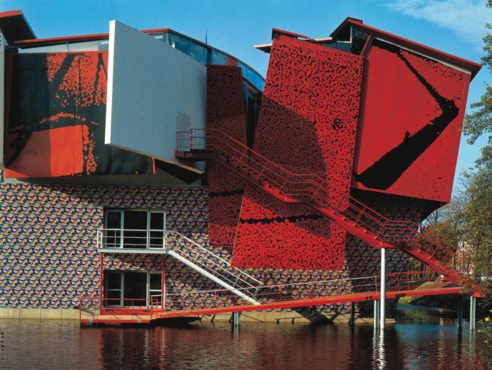 Bryła austriackich architektów © Coop Himmelb(l)au