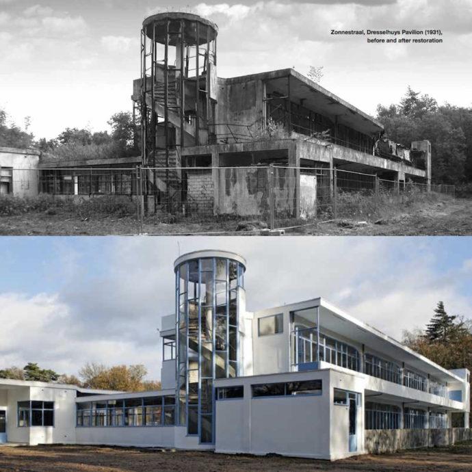 W 2010 roku nagrodę WMF/Knoll Modernism otrzymali autorzy transformacji sanatorium Zonnestraal z 1931 roku w holenderskim Hilversum © World Monuments Fund