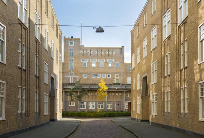 Ostateczna rewitalizacja osiedla © Molenaar & Co architecten / Bas Kooij