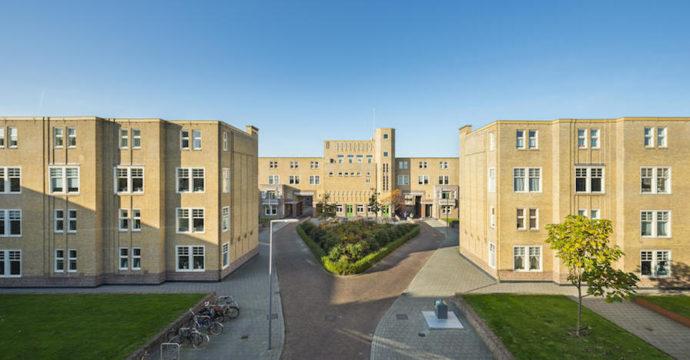 Odpowiedzialnym za architekturę krajobrazu był Michael van Gessel © Molenaar & Co architecten / Bas Kooij