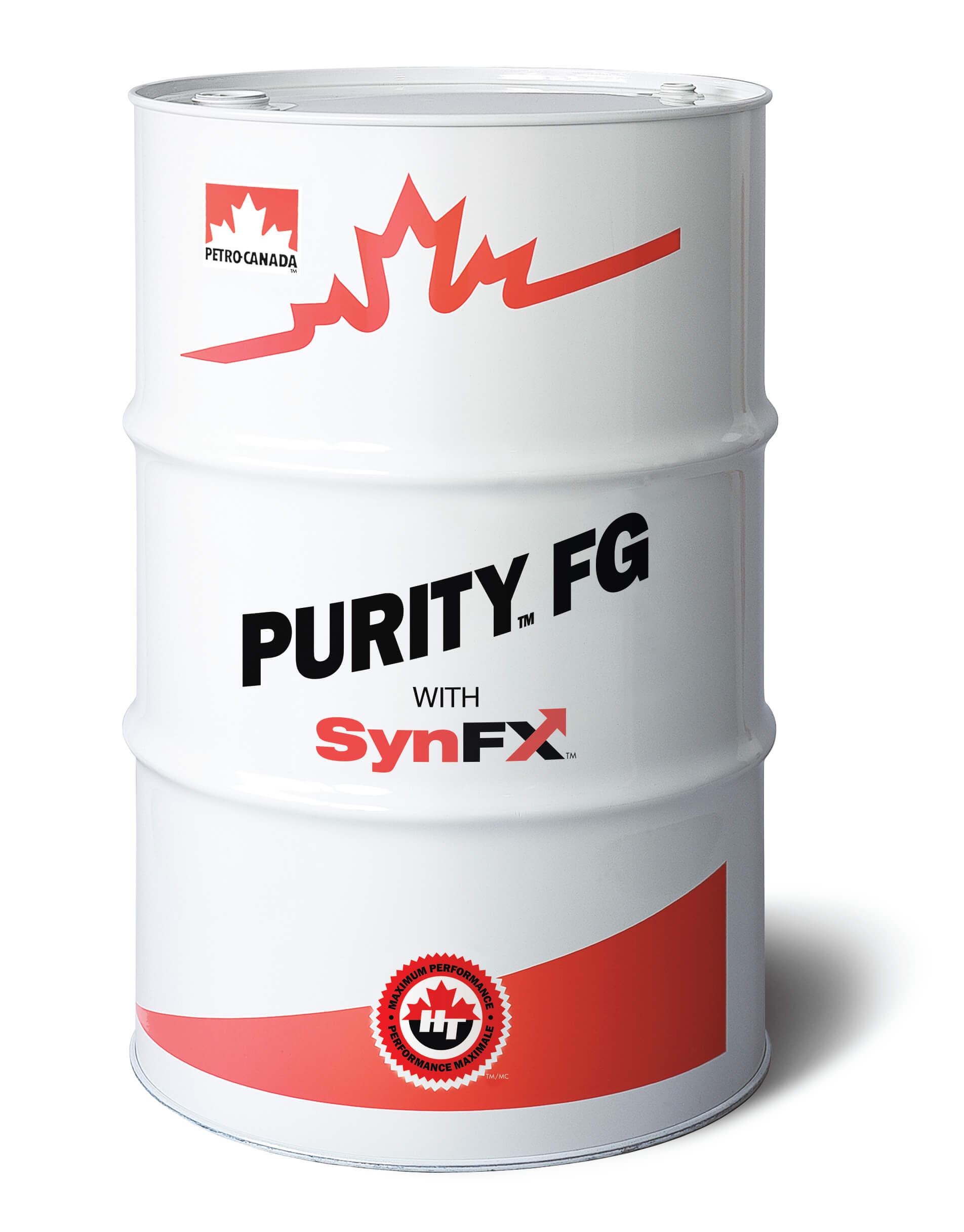 Petro Canada Purity FG AW Hydraulic 46