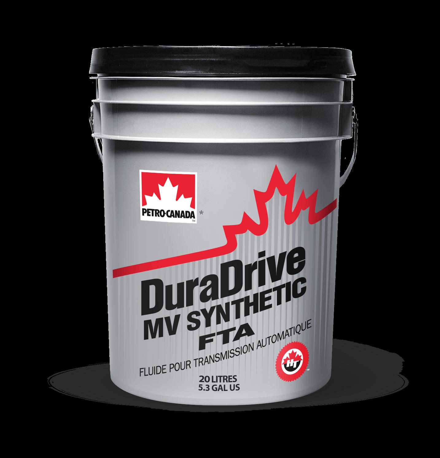 Petro-Canada Duradrive MV Syn  ATF