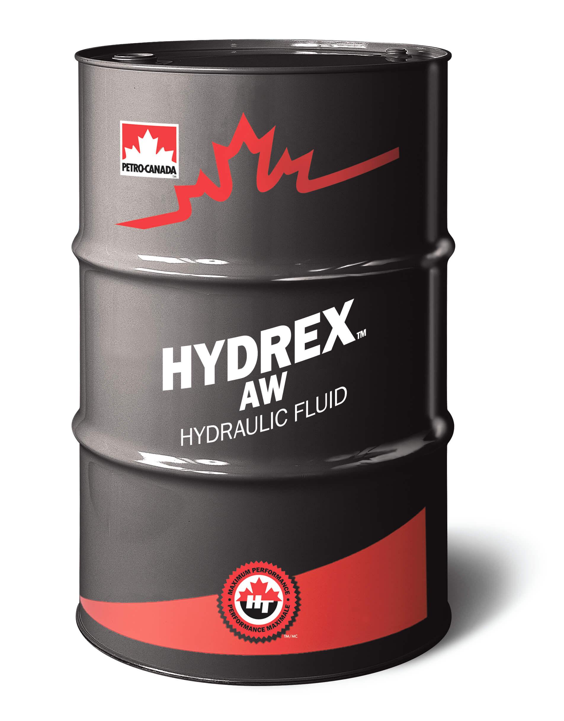 Petro-Canada Hydrex AW Hydraulic 46