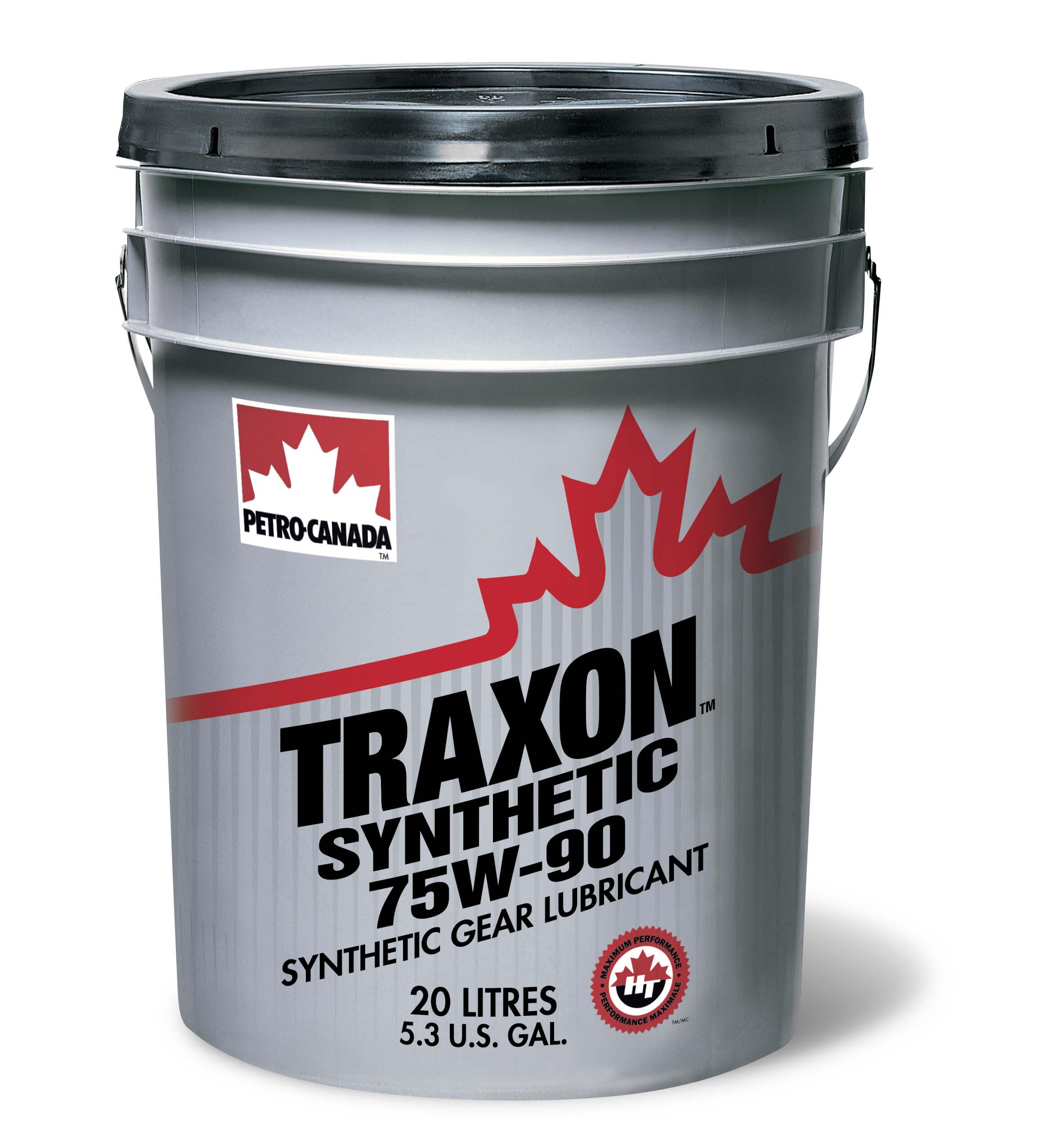 Petro-Canada Traxon Syn 75W90
