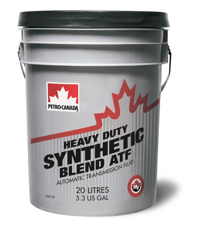Petro-Canada HD Syn Blend ATF