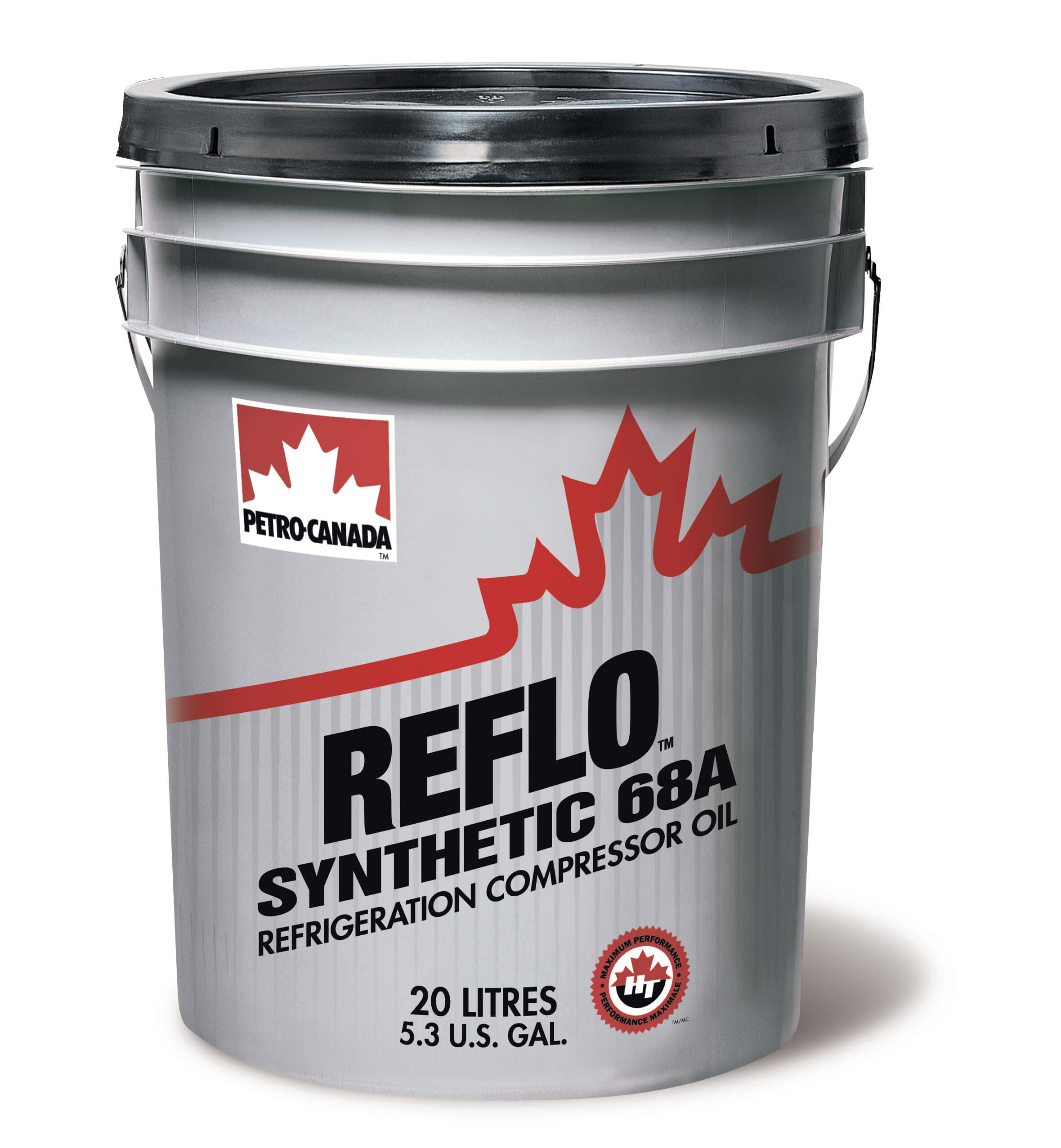 Petro-Canada Reflo 68A Ammonia Oil