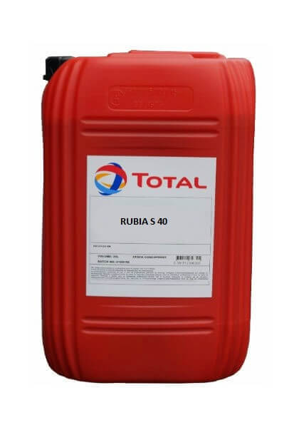 TOTAL   RUBIA S 40