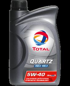 TOTAL   QUARTZ INEO MC3 5W40