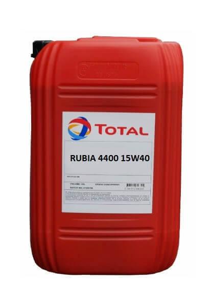 TOTAL   RUBIA 4400 15W40
