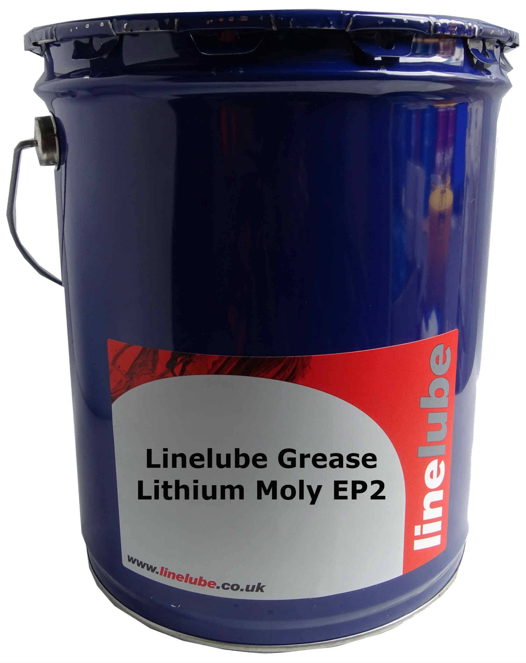 Linelube Grease Lithium Moly EP2