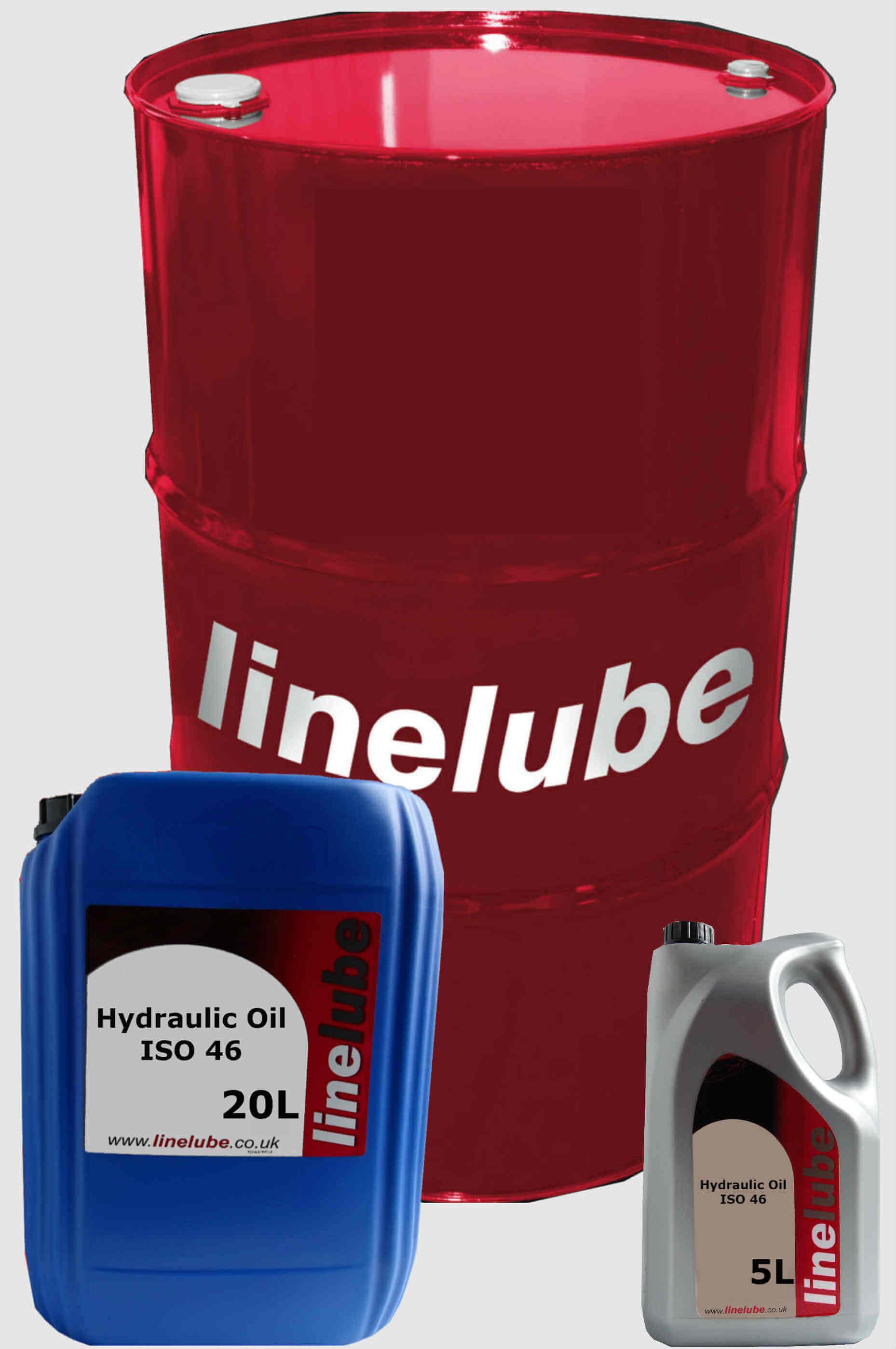 Linelube Hydraulic Oil ISO 46