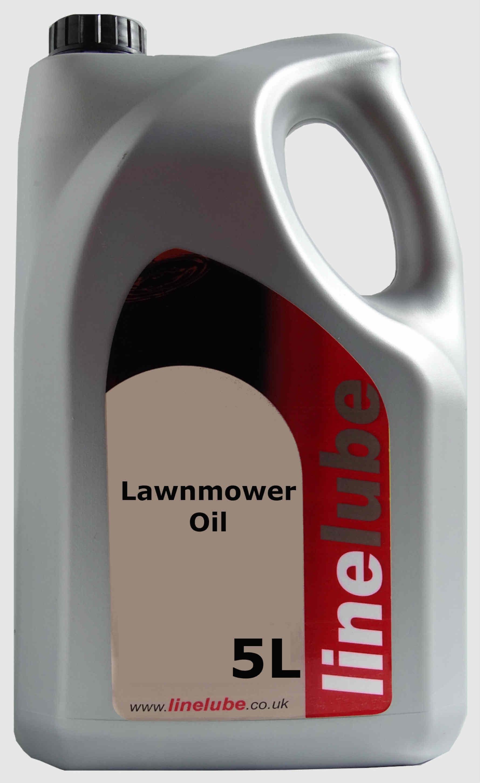 Linelube Lawnmower Oil