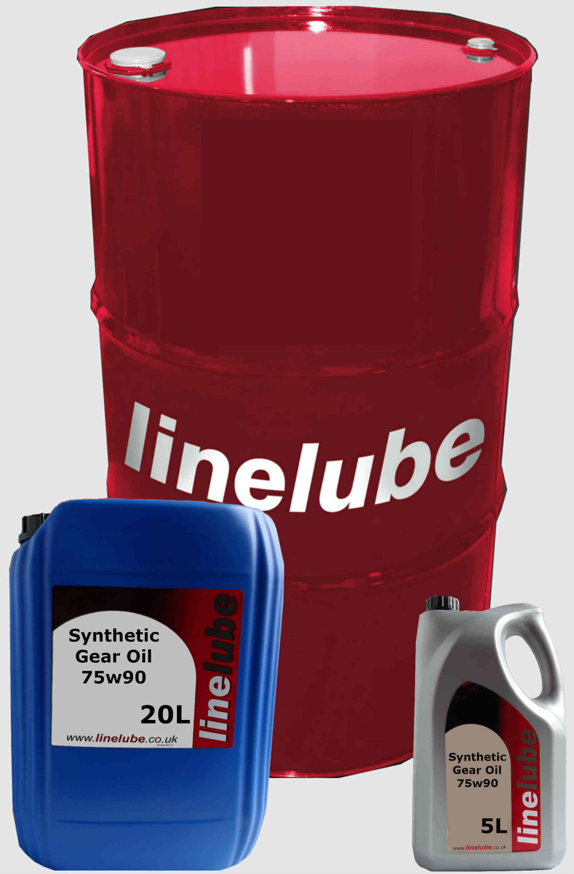Linelube Synthetic Gear Oil 75w90